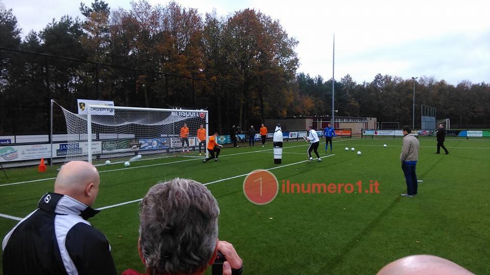 The Bildenberg International Goalkeeping Conference 1
