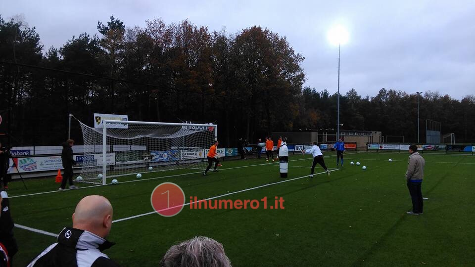 The Bildenberg International Goalkeeping Conference 2