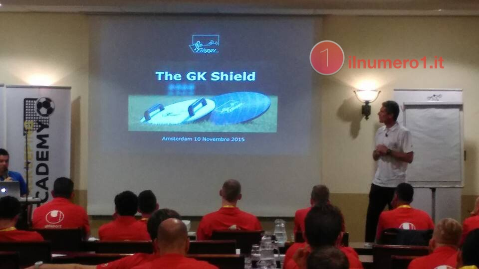 The Bildenberg International Goalkeeping Conference 4