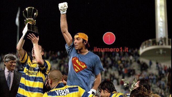 Buffon superman