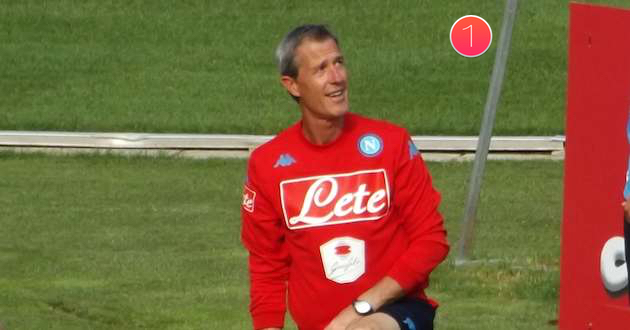 Alessandro Nista - Napoli